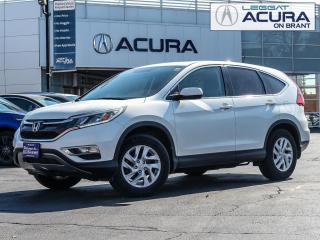 Used 2016 Honda CR-V EXL | 1OWNER | LEATHER | ROOF | NOACCIDENTS | AWD for sale in Burlington, ON