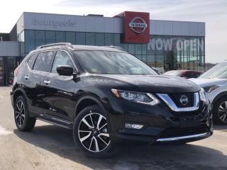 New 2020 Nissan Rogue SL DEMO, NAVIGATION, PROPILOT, MOONROOF for sale in Midland, ON