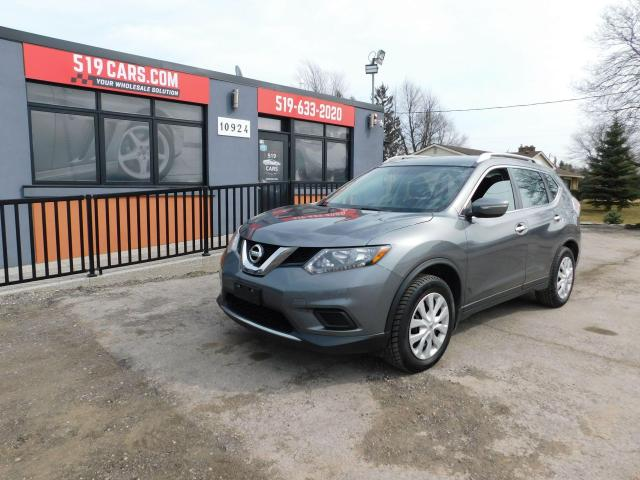 2014 Nissan Rogue S|BACKUP CAMERA|BLUETOOTH|USB/AUX