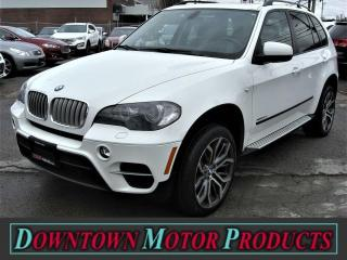 Used 2011 BMW X5 xDrive35d for sale in London, ON
