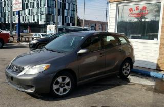 Used 2005 Toyota Matrix XR for sale in Oshawa, ON