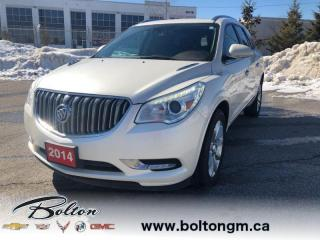 Used 2014 Buick Enclave AWD - 4V14526 for sale in Bolton, ON
