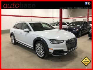 Used 2019 Audi A4 Allroad TECHNIK SPORT B&O SOUND ADVANCED DRIVING ASSIST for sale in Vaughan, ON