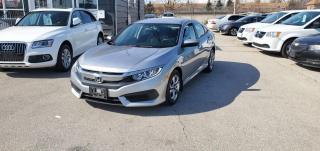 Used 2018 Honda Civic Sedan LX CVT for sale in Burlington, ON