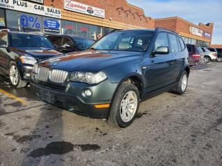 Used 2008 BMW X3 AWD 4dr 3.0i for sale in Scarborough, ON