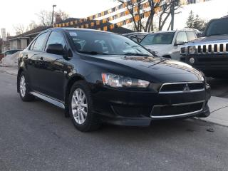 Used 2012 Mitsubishi Lancer for sale in Scarborough, ON