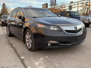 Used 2013 Acura TL 4dr Sdn Auto 2WD w/Tech Pkg for sale in Scarborough, ON