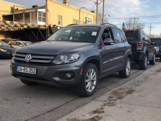 Used 2014 Volkswagen Tiguan for sale in Scarborough, ON