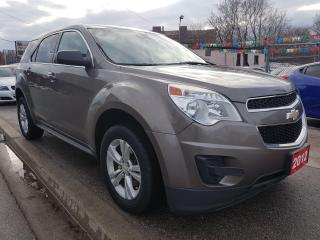 Used 2012 Chevrolet Equinox LS-EXTRA CLEAN- 156K ONLY-BLUETTOTH-AUX-USB-ALLOYS for sale in Scarborough, ON