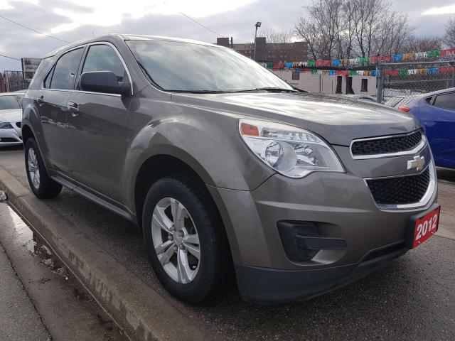2012 Chevrolet Equinox LS-EXTRA CLEAN- 156K ONLY-BLUETTOTH-AUX-USB-ALLOYS