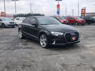 Used 2017 Audi A3 PREMIUM*HEATED SEATS*SUNROOF* for sale in London, ON