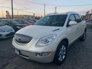 Used 2009 Buick Enclave CXL for sale in Hamilton, ON