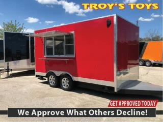 New 2020 Canadian Trailer Company 8.5x14 Flat Nose Cargo Trailer for sale in Guelph, ON