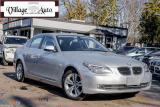 Used 2010 BMW 5 Series 528i xDrive for sale in Ancaster, ON