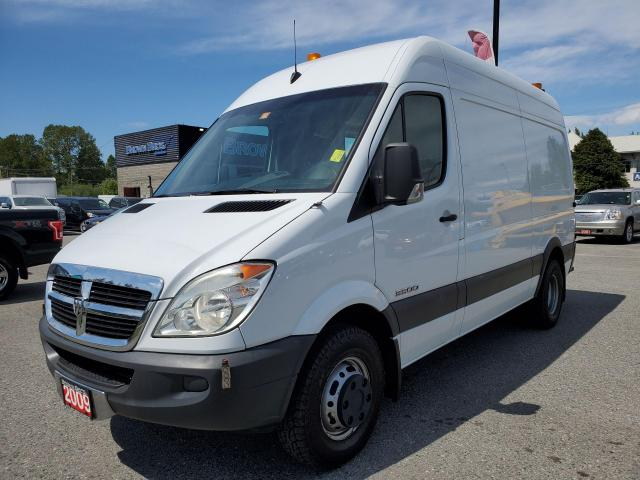 2009 Dodge Sprinter 3500 DRW, LOCAL, NO ACCIDENTS