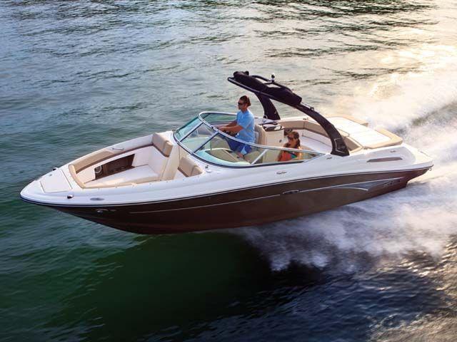 2013 Sea Ray SLX 250 Select Executive