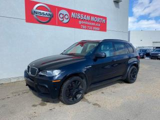 Used 2012 BMW X5 M 4dr AWD Sport Utility - 555HP - FULL LOAD! for sale in Edmonton, AB