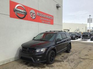 Used 2016 Dodge Journey SXT for sale in Edmonton, AB
