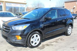 Used 2017 Ford Escape S for sale in Brampton, ON