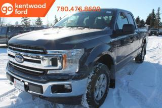 New 2020 Ford F-150 XLT 300A 4X4 SuperCab 3.3L PFDI, Auto Start/Stop, Pre-Collision Assist, Rear View Camera, and Remote Keyless Entry, for sale in Edmonton, AB