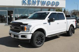 New 2020 Ford F-150 XLT 301A 4X4 SuperCrew 3.5L V6 Ecoboost, Auto Start/Stop, Pre-Collison Assist, Rear View Camera, and Remote Keyless Entry for sale in Edmonton, AB