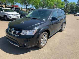 Used 2014 Dodge Journey 3 MNTHS NO PYMNTS R/T AWD LEATHER SUNROOF DVD for sale in Edmonton, AB