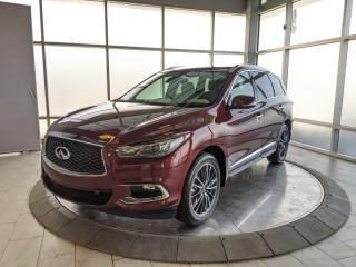 New 2020 Infiniti QX60 PRO ACTIVE PKG for sale in Edmonton, AB