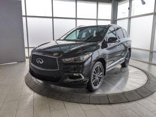 New 2020 Infiniti QX60 PROACTIVE for sale in Edmonton, AB