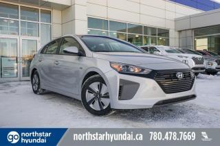 Used 2019 Hyundai Ioniq Hybrid ESSENTIAL; BACK UP CAMERA/HEATED SEATS/BLUETOOTH/AC for sale in Edmonton, AB