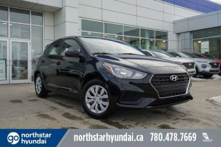 New 2020 Hyundai Accent ESSENTIAL MT: 6 SPEED MANUAL/BACK UP CAMERA for sale in Edmonton, AB