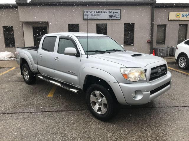 "2007 Toyota Tacoma 4WD Double 141 V6 AT ""NEW FRAME"""
