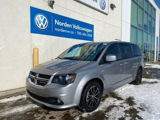 Used 2019 Dodge Grand Caravan GT - LEATHER / HEATED WHEEL + SEATS / STOW+GO for sale in Edmonton, AB