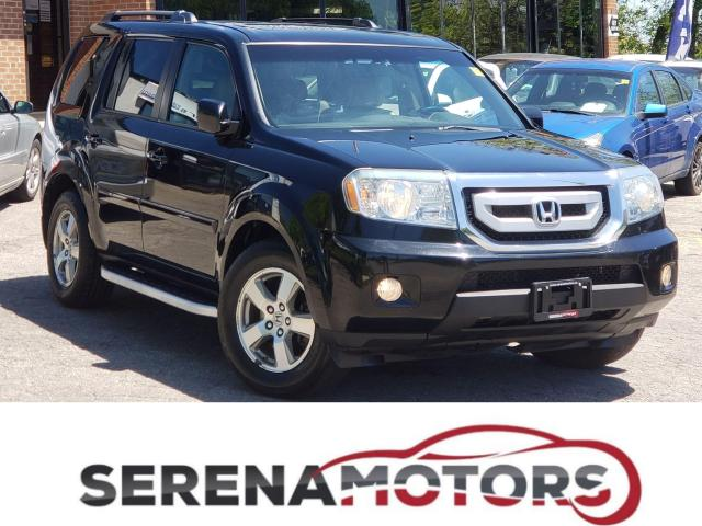 2009 Honda Pilot EX-L | 4WD | 8 PASSENGERS | LEATHER | BACK UP CAM