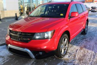 Used 2017 Dodge Journey Crossroad 4dr AWD Sport Utility for sale in Peace River, AB