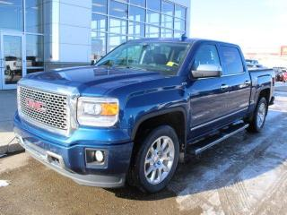 Used 2015 GMC Sierra 1500 Denali for sale in Peace River, AB