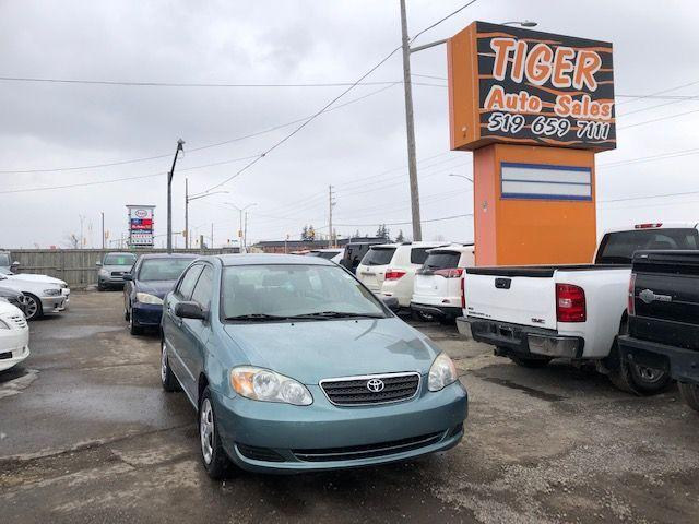 2005 Toyota Corolla CE**AUTO**ONLY 40,000 KMS**PWR WINDOWS**CERTIFIED