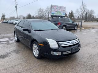 Used 2009 Ford Fusion SEL for sale in Komoka, ON
