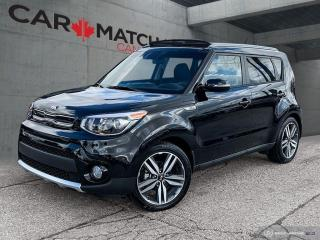 Used 2018 Kia Soul EX PREMIUM / LEATHER / NO ACCIDENTS for sale in Cambridge, ON
