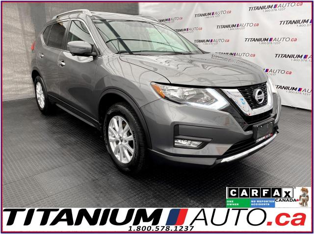 2017 Nissan Rogue SV-Tech+AWD+GPS+360 Camera+Pano Roof+Safety Shield