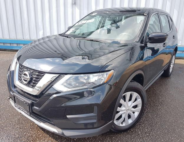 2017 Nissan Rogue S AWD *HEATED SEATS*