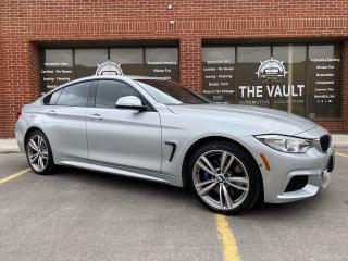 Used 2016 BMW 4 Series 435xi for sale in Concord, ON
