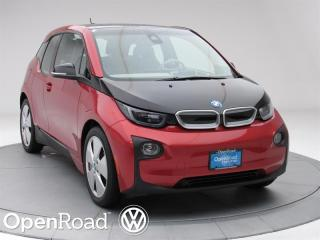 Used 2015 BMW i3 w/ Range Extender for sale in Burnaby, BC