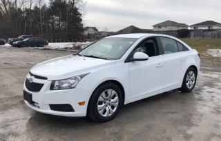 Used 2014 Chevrolet Cruze 1LT ***MINT CONDITION/1 OWNER/BLUETOOTH/ONLY 142 KMS*** for sale in Hamilton, ON