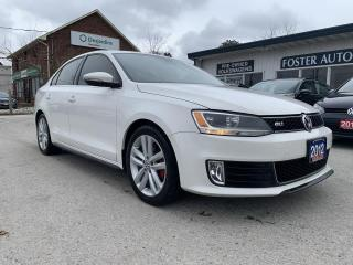 Used 2012 Volkswagen Jetta 2.0T GLi for sale in Waterdown, ON