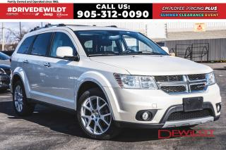 Used 2017 Dodge Journey GT | LEATHER | DVD | SUNROOF | NAV | for sale in Hamilton, ON