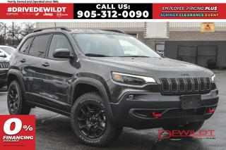 New 2020 Jeep Cherokee TRAILHAWK | SAFETYTEC | PANO ROOF | NAV | for sale in Hamilton, ON