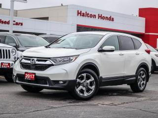 Used 2017 Honda CR-V EXL|NO ACCIDENTS|SERVICE HISTORY ON FILE for sale in Burlington, ON