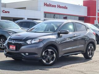 Used 2018 Honda HR-V EXL-N 4WD|NO ACCIDENTS|SERVICE HISTORY ON FILE for sale in Burlington, ON