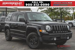 Used 2014 Jeep Patriot NORTH 4X4 | BLUETOOTH | BLACK WHEEL PKG | for sale in Hamilton, ON