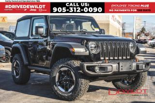 New 2020 Jeep Wrangler RUBICON | LEATHER | NAV & SOUND GRP | TRAILER TOW for sale in Hamilton, ON